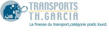 Logo Transports Garcia - portage d'objet lourd & fragile